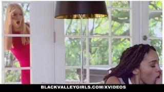 BlackValleyGirls – Horny Private School Girls (Julie Kay) (Kelsey Kage) Have Threesome