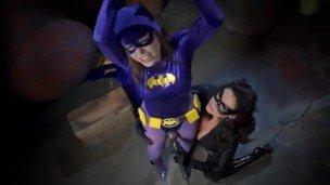 Catwoman vs. Batgirl – Episode 2 – Butt Catwoman!