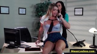 Hot And Mean Lesbians – Horny Schoolgirl Selfies with Jenna Ashley & Jewels Jade free xxx video