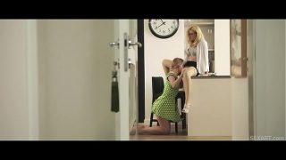 SEXART – Petite Lesbians Delphine and Kiara Night
