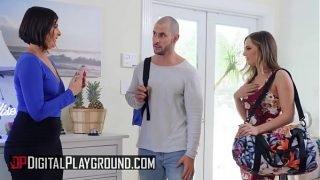 (Sydney Cole, Helena Price) – Turndown Service Episode 2 – Digital Playground